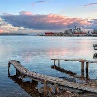 Розовый закат :: Юлия Батурина