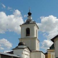Церковь Николая Чудотворца под колокольней :: Александр Качалин