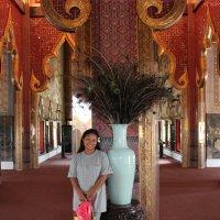 Таиланд. Чанг-Май. Старинный дворец :: Владимир Шибинский