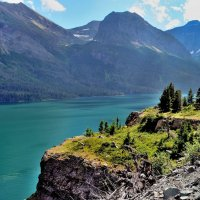 Горное озеро 2 :: Viacheslav