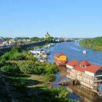 Городской пейзаж :: Сергей Банков