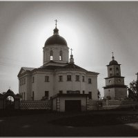 Храм в с Ображеевка :: Анатолий Михайлович