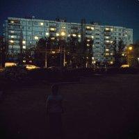 Ночь :: Andrey Dikiy