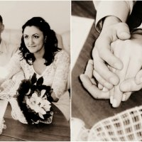 Рука в руке... :: Irinka Zharova