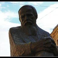 Памятник Достоевскому.(Вариант-3) :: Александр Лейкум