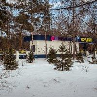 Станция в парке :: Марк Э