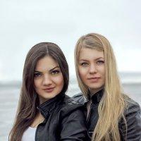 Алёна и Алина :: Александр Ануфриев
