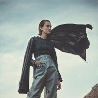 Презентация дизайнерской одежды :: Екатерина Серебрякова