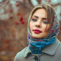 Осенний пленэр :: Екатерина Серебрякова