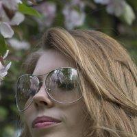 Зазеркалье весны :: Анна V