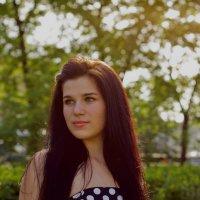 Портрет девушки :: Анна Вьюшкова