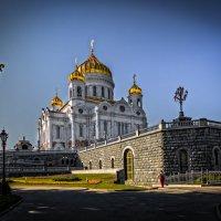Кафедральный Соборный храм Христа Спасителя в Москве :: Игорь Иванов