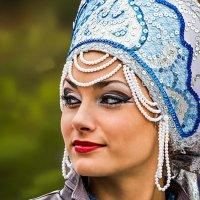 Девушка в кокошнике :: Nn semonov_nn