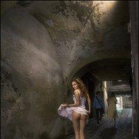 Ная в Венеции :: Павел Киселев