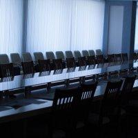 Комната для переговоров :: Александр Фролов