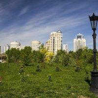Майский город :: Andrey.Lazarev .