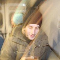 Водитель-не скриби по стеклу монетой!...Ваня-извените... :: Алексей Хвастунов