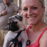 ... дама с собачкой !!! :: alexx Baxpy
