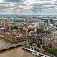 Лондон с высоты :: Ростислав Бычков