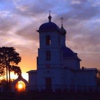 Кто рано встает -тому Бог дает. :: Евгений Юрков