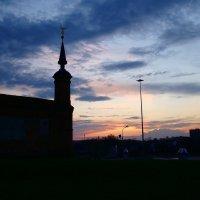Закат над Коломной :: Мария Конькова