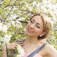 Весенние грёзы :: Надежда Батискина