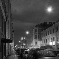 Ночь, улица, авто... :: Андрей Вячеславович