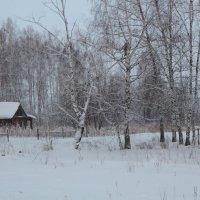 заброшеный дом :: Шамиль Чавкин