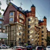 Строили, строили и наконец построили :: Sergey Kuznetcov