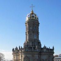 Церковь Знамения Пресвятой Богородицы в Дубровицах :: Маера Урусова