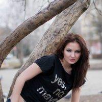 Прогулка :: Нина Суязова