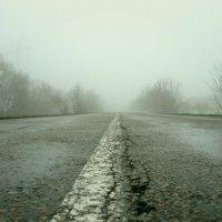 туман :: алексей сергиенко