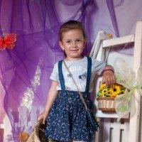 маленькая модница :: Инна Пантелеева