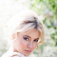 блондинка :: Евгения Семенова
