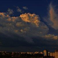 ВЕЧЕРНИЙ ПЕЙЗАЖ :: Валерий Руденко