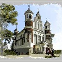 Храм Рождества Богородицы... :: Алексей Лебедев