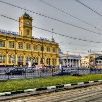 Ленинградский вокзал :: Игорь Иванов