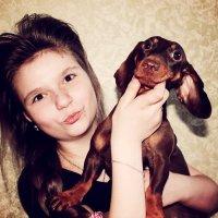 Сестренка :: Аленка Шаманская