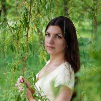 Весенний автопортрет :: Наташа С
