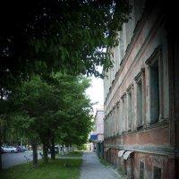 старый дом :: Stasya Cherepanova