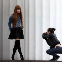 Модели и фотографы)) :: Тарас Золотько