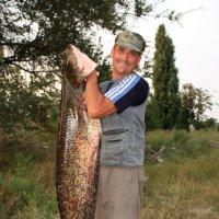 После удачной рыбалки.... :: Александр Шевченко