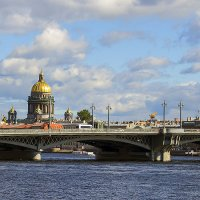 Благовещенский мост :: Valerii Ivanov