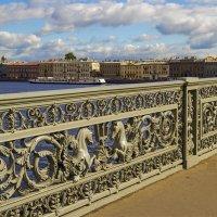 На Благовещенском мосту :: Valerii Ivanov