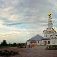 Церковь Смоленской иконы Божией Матери Одигитрии :: Марина Назарова