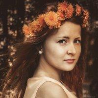 Весенний портрет :: Мария Макарова