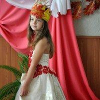 девочка-осень :: Oksana
