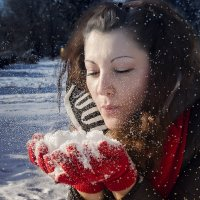 Зима :: Оксана Акиньшина