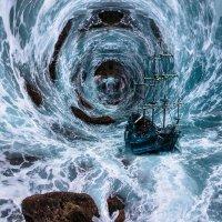 бездна Тихого океана :: Slava Hamamoto