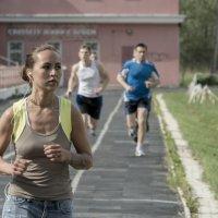 leader in running :: Dmitry Ozersky